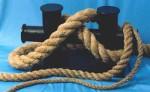Канат пеньковый тросовой свивки (ПТ)
